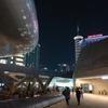 peach深夜早朝便で韓国・ソウル1泊2日に挑戦・14〜東大門デザインセンターで未来都市体験??