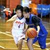 バスケ・ミニバス写真館86 一眼レフで撮影したバスケットボール試合の写真