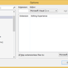 Visual Studio で拡張子のないC++ヘッダーをIntelli Senseで表示する方法