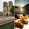 パリ/サンセバスチャン旅行記7  パリで朝run&サンセバへ移動!