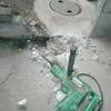 給、排水工事1(危険な地中の埋設物01)