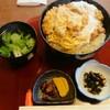 蕎麦処 大橋屋/カツ丼