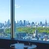 【渋谷セルリアンタワー】デートにオススメ!都内を展望できる40階にあるバー。