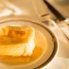 元旦の朝食は、ホテルオークラで「フレンチトースト」を食べました。
