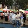 池袋西口公園で開催されたブリュセレンシス ビアフェスティバル2013