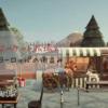 【あつ森】マーケット広場とヨーロッパの街並み