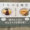 昭和と平成の様々な変化を写真と解説と共に!本「くらべる時代」