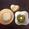 お野菜からの離乳食  [116日目  キャベツのお粥]