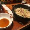 播州佐用名物!ホルモン焼うどんを大阪で食す!
