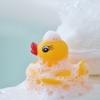 生後2ヶ月の赤ちゃんとのお風呂。