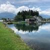 【長野県  管釣り】冷たい水を求めて  「ハーブの里  フィッシングエリア」