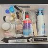 化粧品ボックスに収納ケースを入れる