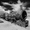 ボリビア  -列車の墓場-