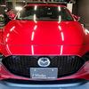 自動車ボディコーティング#80 マツダ/MAZDA3 ボディ磨き+樹脂硬化型コーティング【Ω/OMEGA】