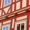 ドイツ、木組みの家の言葉 4  たったひとりお前は…