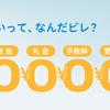 敷金、礼金、更新料、手数料すべて0円(無料)で部屋を借りる方法