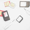 格安SIM ゲオモバイル 3000円が1円でUQとOCNのSIMパッケージが購入できる