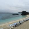 座間味島の阿真ビーチと古座間味ビーチを攻めてみた。