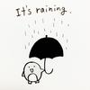 雨について話そう!シンプル英語フレーズ10