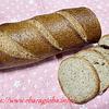 ミッシュブロート:ライ麦50%のライ麦パン