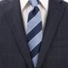 スーツの顔!Vゾーンであるネクタイとシャツの色や柄、素材について