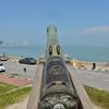 マレーシア ペナン島のコーンウォリス要塞