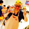 #227 横浜で作った「マイオリジナル・チキンラーメン」を食す。
