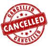 コロナ感染拡大によるイベント自粛のお知らせ - Cancelled & Postponed For Saving Your Life -