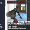 Sword and Shield Animset Pro 剣と盾を装備した兵士のモーションキャプチャデータと、Playmakerで動かせるテンプレート付きキャラクターコントローラー