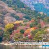 2017京都紅葉シリーズ「嵐山 常寂光寺」 THETAによる360°全天球撮影も #紅葉 #eosm6 #theta360