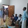 次男、ニティンの婚約式。インドの結婚事情。