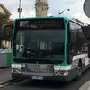 RATP351番のバスとCDG