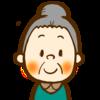 おばあちゃん・アイコン11/商用無料素材イラスト集