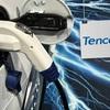 ● テンセントが仕掛ける新興EVがついに公道デビュー…北京モーターショー