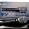 Shure BETA 87A-Xを購入した