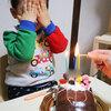 お誕生日おめでとう!3歳になりました。