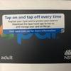 シドニー国際空港から市街地まで3.3ドルで移動する方法  Opalカードはクレジットで購入