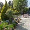 札幌パークホテルの庭園