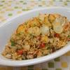 韓国家庭料理 にんにくチャーハンのレシピ マヌルポックンバブ