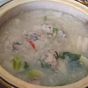 大根レシピ♪牡蠣と大根のみぞれ鍋