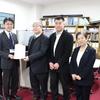 10日、県民医連が新型コロナウィルス感染症対策で県に申し入れ