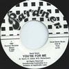 David Nevin / You're For Me