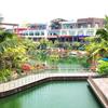 中国のリゾート地で商業施設をプロデュース。