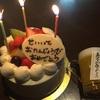 40代最後の誕生日