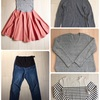 【着画有り】無印を中心にたったの5アイテムで作る!30代ママが3月に着ていた基本コーディネートを公開。