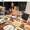 タイの女優さんの(インスタグラム)は、食事と運動!! コロナです、家で過ごしましょう。