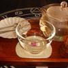 癒される(*´▽`*)カフェまろんで札幌よもぎ蒸し温活サロン VIVACE先生のバラ茶初体験♡