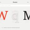 モリサワの米国フォント販売サービスFontelier