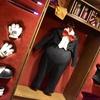 【冬のパリ旅行記➃】ディズニーランドパリのファンタジーを満喫!ミートミッキーも!