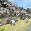 【金沢城めぐり】いもり堀近くにある「石積み模型」と「発掘石の展示」はまさに「石垣の博物館」